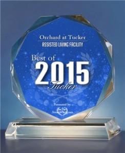 Best of Tucker Award